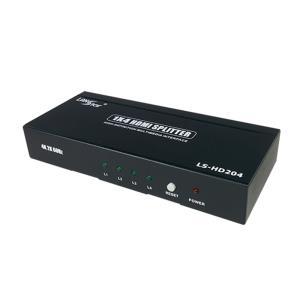 HDMI 2.0 분배기 1:4 (입력 1port/출력 4port) 공유기