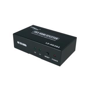 HDMI 2.0 분배기 1:2 (입력 1port/출력 2port) 공유기