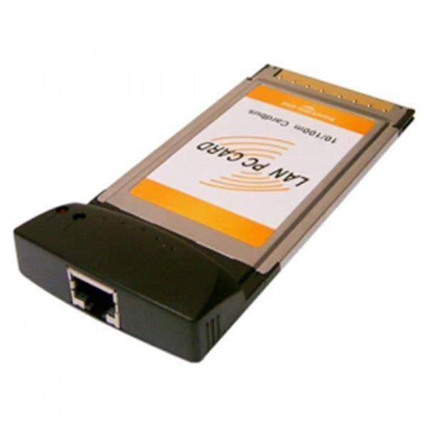 PCMCIA랜카드 RJ45 10 100M 1Port 노트북 랜카드