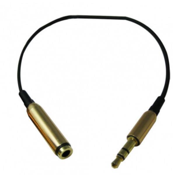3.5mm AV 스테레오 연장 케이블