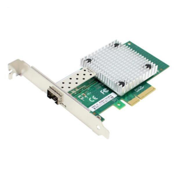 Single Port 10G SFP+ PCI-E x4 랜카드