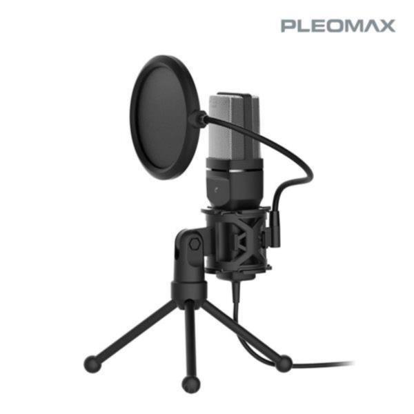 콘덴서 마이크 1인 방송 레코딩 사운드 녹음 팝필터