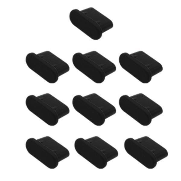 실리콘 USB Type-C타입 먼지 포트마개 10개입 보호 캡