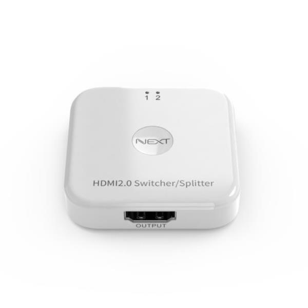HDMI 4K 양방향 선택기 모니터 노트북 화면 분배기