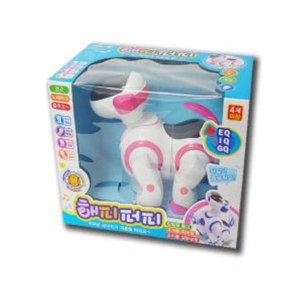 해피퍼피 강아지 장난감 완구 선물
