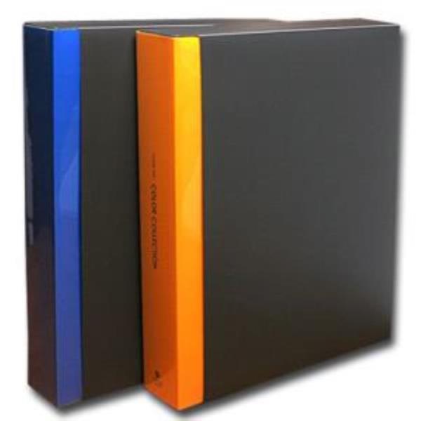 모닝글로리 9500 A4고정식 80매 클리어화일