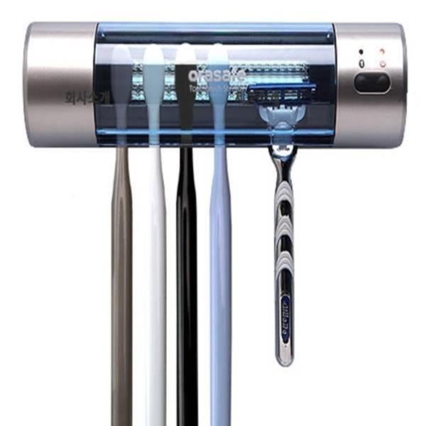 유비세이프 USB충전 칫솔살균기 HCS-5000 블루투스