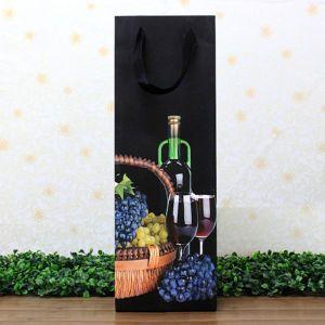 클래식 쇼믈리에 와인쇼핑백(1P)