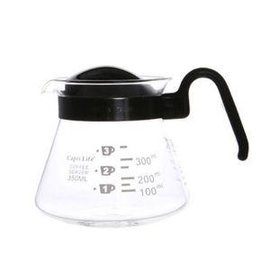 카페테리아 홈아트 커피드립서버 350ml(1P)
