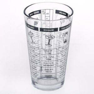 칵테일 BAR MIXING GLASS(1P)