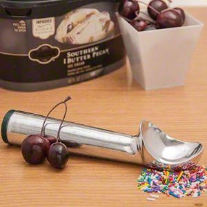 카페테리아 업그레이드 그린 아이스크림 디셔(1P)