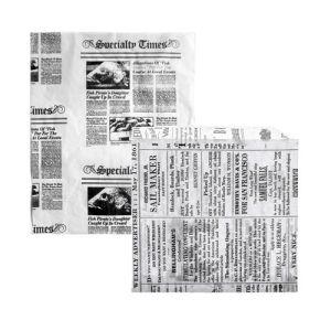 카페테리아 이탈리안 프라이 페이퍼 250pack(튀김종이)