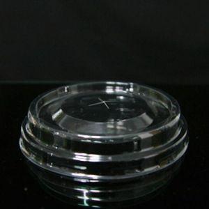테이크아웃 투명컵 민자뚜껑 100개 - 360ml, 420ml 공용