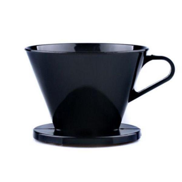 세련된 모던 블랙 커피 드리퍼 (2~4인용) 1P