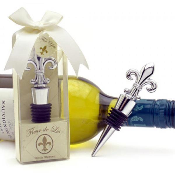 Wedding day Royal Wine stopper 1p