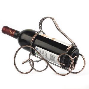 빈티지 마차 와인 거치대 1개