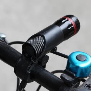 실속형 정면 자전거 안전등 1개
