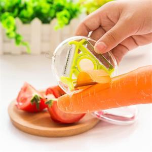 야채과일회전필러1개(색상랜덤)