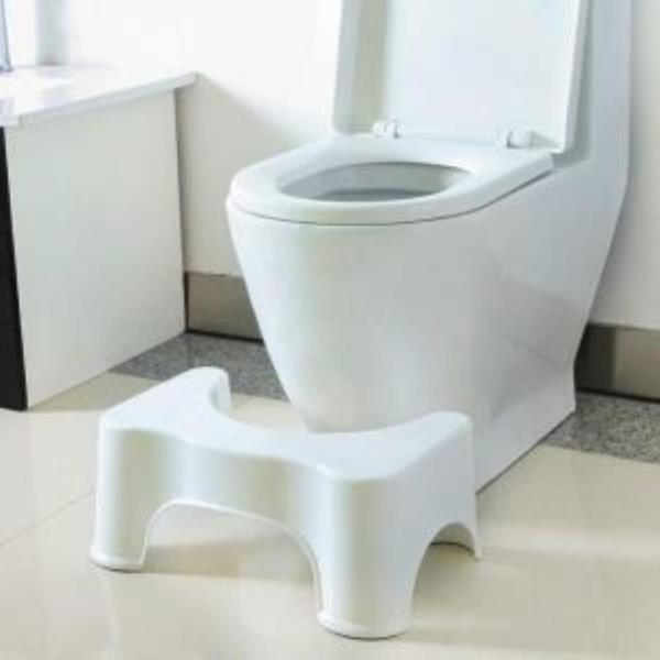 심플 화장실 변기 발판 1개