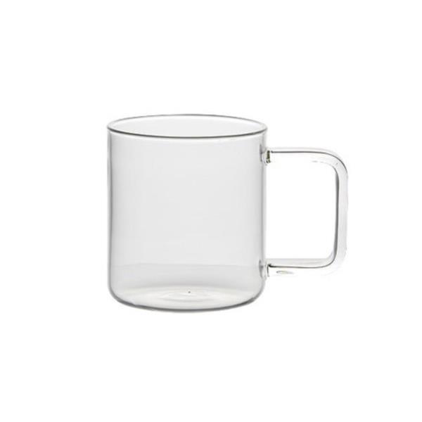 글라스 기본형 내열머그컵 1개