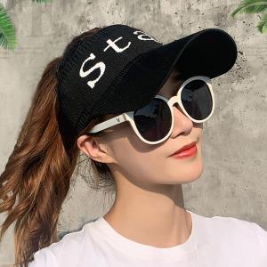 스타썬캡 여름 자외선차단 골프모자 등산모 낚시모자