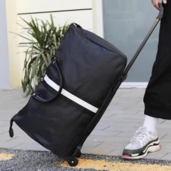 3색 여행용가방 소품 패션 라인 트롤리백 골프가방 바퀴가방 보스턴백