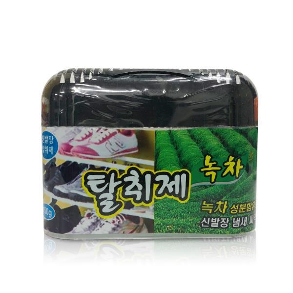 해피룸 신발장용 탈취제150g (녹차성분) 신발냄새제거☆
