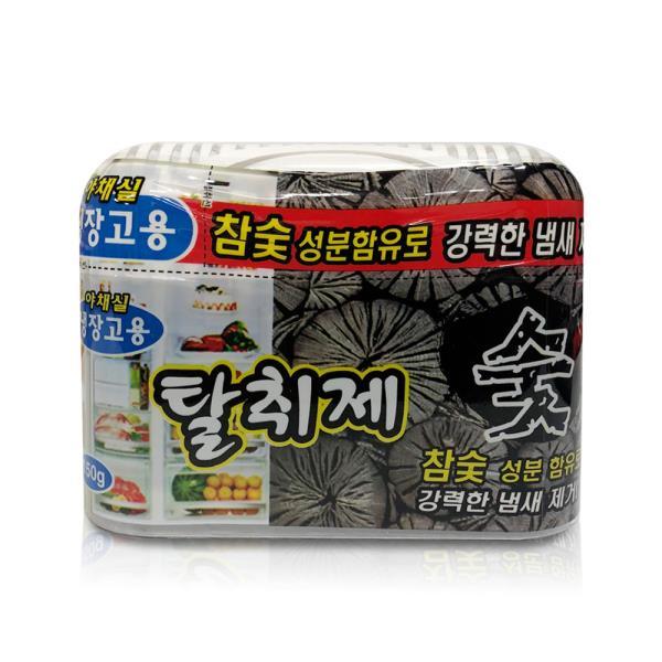 해피룸 냉장고탈취제 150g(숯성분) 야채실 냄새제거