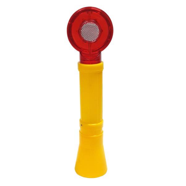 콘용 LED 경광등 안전 바루사 칼라콘 경고 점멸경고등
