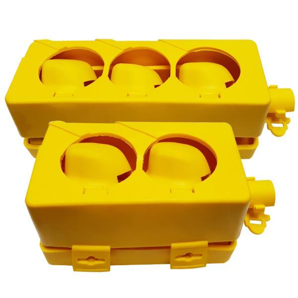 일신 2구/3구 콘센트 보호커버 안전덮개 내충격 오염