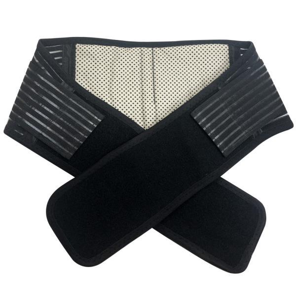 호랑이표 매직 허리보호대 토르마린 발열복대 찜질