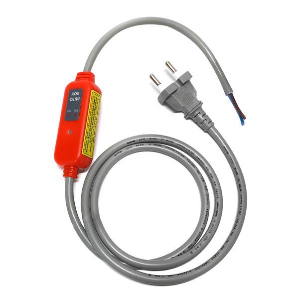 수도동파방지 열선(센서1.0mm-부속품) 국산 연결선