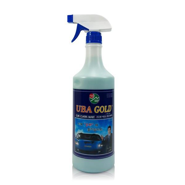 카르나우바 골드 UBA GOLD 1000ml광택 코팅 발수 왁스