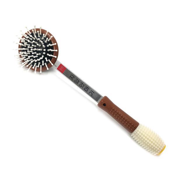 팡팡 지압 안마기(화이트손잡이)안마봉