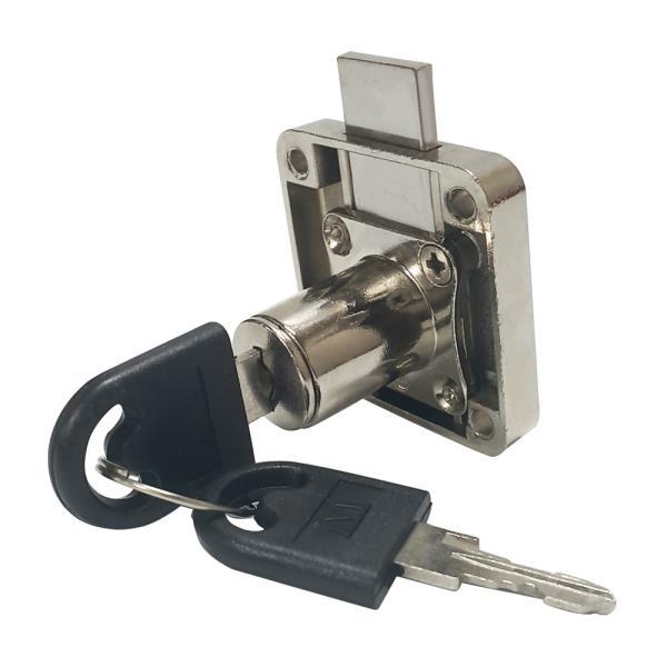 사각 책상키뭉치 KES417 서랍키 사물함 캐비넷 자물쇠