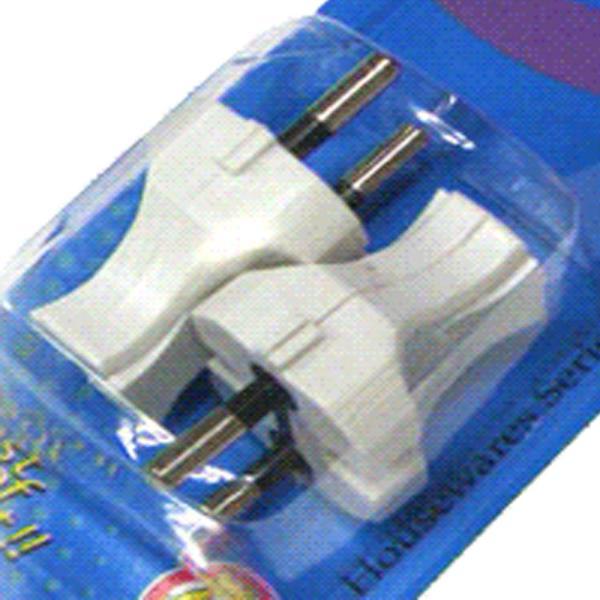 [코텍 플러그2p K-075]멀티탭/전선플러그/돼지코