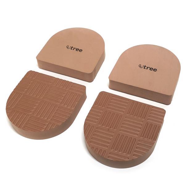 생활낙원 세탁기패드 대(4매입)/세탁기받침/패드
