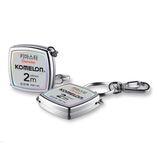 코메론 코메론 줄자 2M 키마스터.측정기구.건축줄자