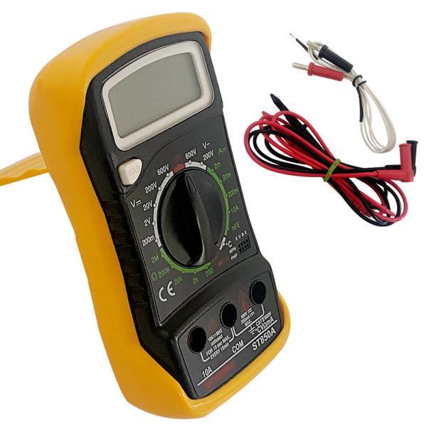 새한전자 디지털테스타기ST850A.디지털테스터기