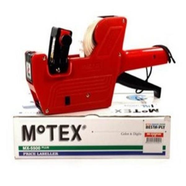 모텍스라벨기 MX-5500 가격표시기/라벨기/가격표시
