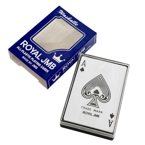 ROYAL 로얄카드 플레잉카드 트럼프 포커 포카 마술