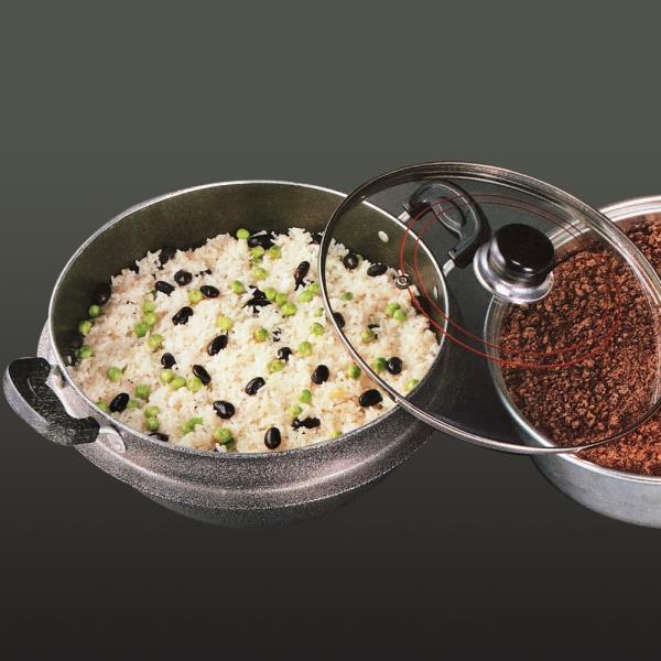 원효 시루솥(26cm) 찜솥 떡솥 곰솥 찜기솥단지 냄비