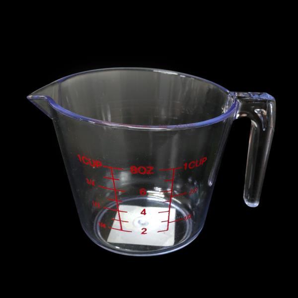 GF리빙 PC계량컵(소) 250ml 계량도구 베이킹 제빵컵