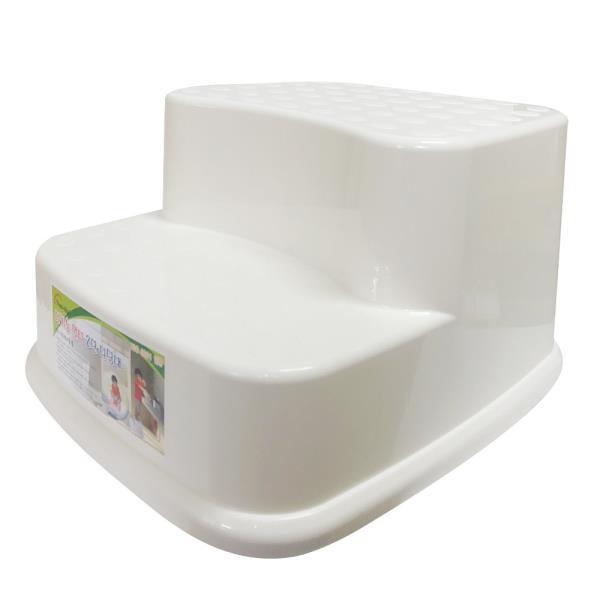 2단 디딤대의자 발판 계단의자 욕실 다용도 논슬립