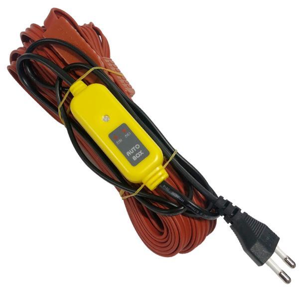 수도동파방지열선(센서형-10M) 히팅케이블 수도열선