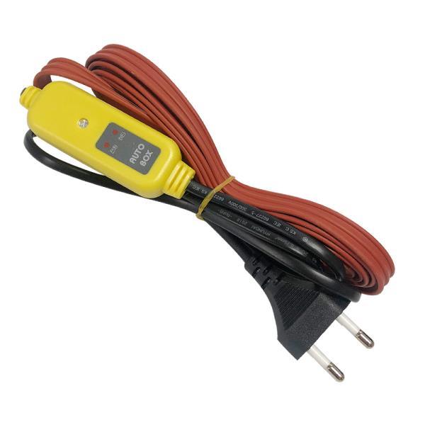 수도동파방지열선(센서형-2M) 히팅케이블 수도열선