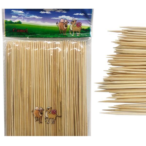 영수 대나무 산적꽂이(12cm) 산적꼬지 이쑤시개 요지