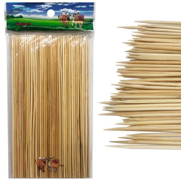 영수 대나무 산적꽂이(18cm) 산적꼬지 이쑤시개 요지