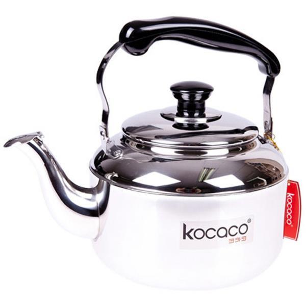 코카코 물주전자(5L)소리나는 스텐주전자 가정용