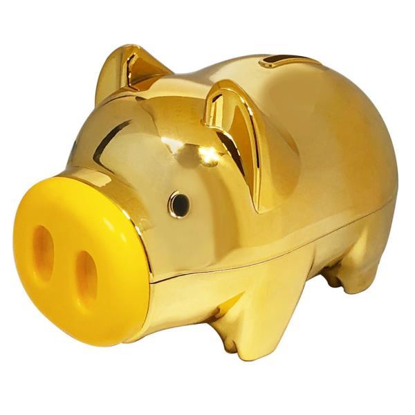 마키골드 팬시저금통(대)황금돼지해 복돼지 동전 저금
